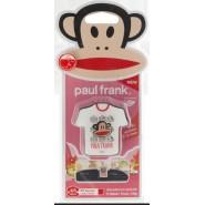 PAUL FRANK น้ำหอมติดช่องแอร์รูปเสื้อ กลิ่นโคลสเซอร์ (ขาว) PF04SC17