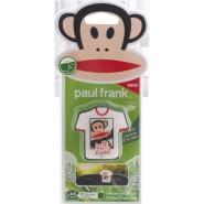 PAUL FRANK น้ำหอมติดช่องแอร์รูปเสื้อ กลิ่นคัดดลิ่ง (สีขาว) PF05SC17