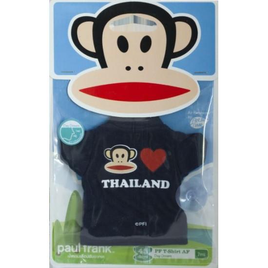 PAUL FRANK เสื้อหอมปรับอากาศ กลิ่นเดย์ดรีม (ดำ) PF03PA17