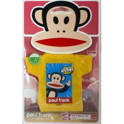 PAUL FRANK เสื้อหอมปรับอากาศ กลิ่นครีมเมอร์ (เหลือง) PF01TS17