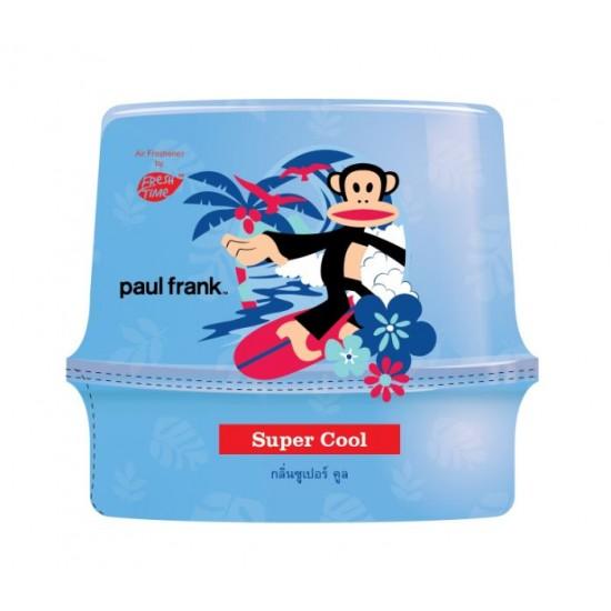 PAUL FRANK  เจลหอมปรับอากาศ  กลิ่นซุปเปอร์มิ้นต์ 180 G.