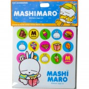 Mashimaro สูญญากาศติดป้ายภาษี คละแบบ