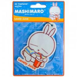 Mashimaro Lovely Juice แผ่นน้ำหอม