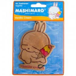 Mashimaro  Vanilla Cream แผ่นน้ำหอม