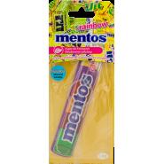 Mentos แผ่นน้ำหอมปรับอากาศ  เรนโบว์