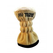 TUZKI ที่หุ้มหัวเกียร์ MANUAL  TUZKI #สีเบจ