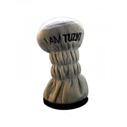 TUZKI ที่หุ้มหัวเกียร์ MANUAL   #สีเทา
